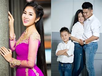 Lê Phương: 'Bố mẹ chồng yêu thương con trai riêng của tôi'