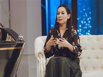 Ca sĩ Phi Nhung khóc tiết lộ lý do vì sao ở vậy không lấy chồng