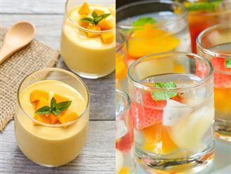 Để ngày hè không còn oi bức, chị em hãy học ngay cách làm các món thạch, pudding ngon này