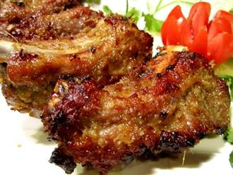 Cách ướp thịt và sườn nướng để món ăn ngon tuyệt cú mèo