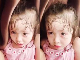 Elly Trần bị thương, hành động của con gái Cadie Mộc Trà khiến bao trái tim 'tan chảy'