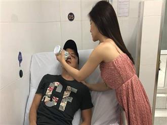 """Sau cuộc phẫu thuật vì vỡ mạch máu mũi, Cao Thái Sơn chia sẻ: """"Tưởng như chết đi sống lại"""""""