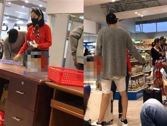 Chi Pu và bạn trai tin đồn bị bắt gặp đi mua sắm ở Đà Lạt?