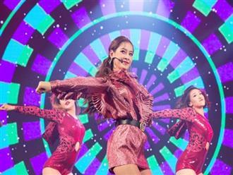 Chi Pu khoe vũ đạo nóng bỏng bù đắp cho giọng hát