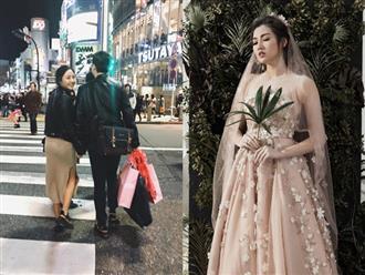 Trước tin đồn bạn trai cũ sắp cưới Á hậu Tú Anh, Văn Mai Hương có phản ứng lạ