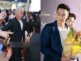 Sốc khi thấy vệ sĩ cho So Ji Sub lại là nam diễn viên nổi tiếng màn ảnh Việt chuyên đóng vai giám đốc thành đạt
