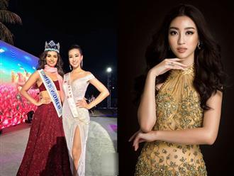 Khép lại Hoa hậu Thế giới 2017: Đỗ Mỹ Linh cảm thấy bất ngờ khi người đẹp Ấn Độ đăng quang