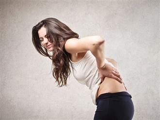 8 động tác yoga giúp giảm đau lưng hiệu quả