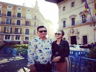 """Hoa hậu Jennifer Phạm khen ông xã đại gia: """"Có chồng tâm lý thích lắm"""""""