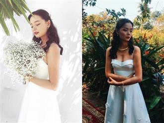 Người mẫu Hoàng Oanh tổ chức đám cưới bí mật ở quê