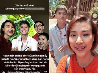 Hoàng Oanh nói gì khi Huỳnh Anh bị mang tiếng là kẻ phụ tình?