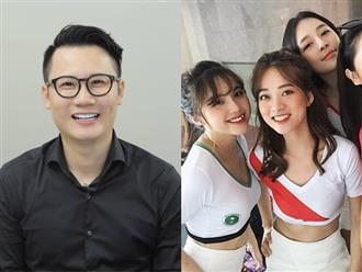 Hoàng Bách bức xúc với VTV vì hot girl bình luận World Cup 2018