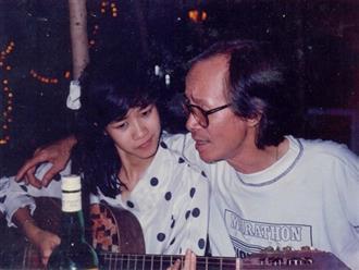 """Hồng Nhung: """"Trịnh Công Sơn mời tôi đi ăn phở sau lần đầu tiên hát cho anh nghe"""""""