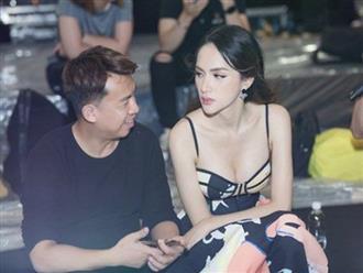 Hương Giang được bênh vực khi bị 'tố' đi trễ tại show thời trang