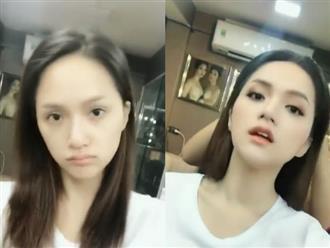 Hoa hậu Hương Giang 'đốn tim' fans với trào lưu 'vịt hóa thiên nga'