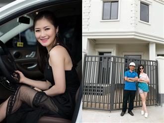 Choáng vì Hương Tràm tậu biệt thự chỉ sau 1 năm mua xe 2 tỷ đồng