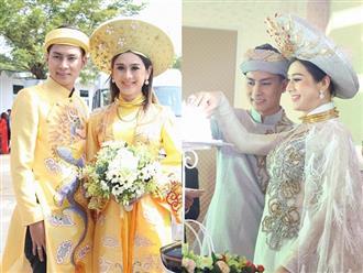 Lâm Khánh Chi tiết lộ về đêm tân hôn với chồng trẻ: 'Ông xã rất mệt...'