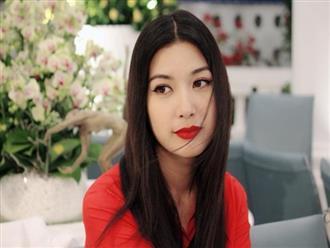 Thúy Vân đăng status ẩn ý giữa tin đồn bạn trai đại gia cũ hẹn hò với Lan Khuê