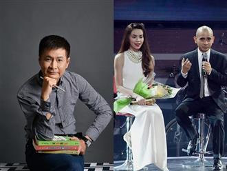 Lê Hoàng: 'Đức Trí không cao nhưng từng có cô gái cao nhất nhì làng nhạc tựa vào'