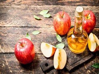 Một số lưu ý 'vàng' khi sử dụng giấm táo để không gây hại sức khỏe