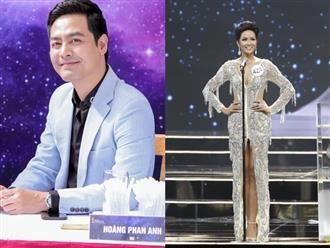 Giám khảo Phan Anh nói gì khi H'Hen Niê đăng quang Hoa hậu Hoàn vũ?