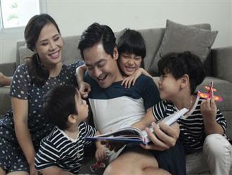 """MC Phan Anh: """"Mẹ cần giúp con... yêu bố nhiều hơn""""!"""