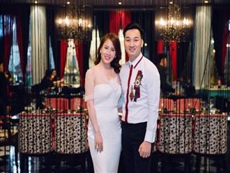MC Thành Trung tặng túi hàng hiệu, gửi lời ngọt ngào chúc mừng sinh nhật vợ