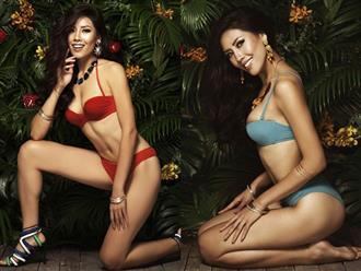 Hoa hậu Hoàn vũ 2017: Nguyễn Thị Loan trượt top 16 dù sở hữu thân hình 'đốt mắt' người nhìn thế này