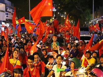 Biết những lợi ích bất ngờ của bóng đá đối với sức khỏe tinh thần, các cổ động viên sẽ càng cổ vũ cuồng nhiệt cho U23 Việt Nam
