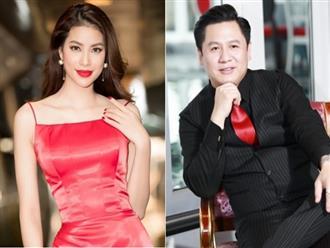 Phạm Hương bất ngờ đăng status ẩn ý giữa tin đồn hẹn hò với đại gia