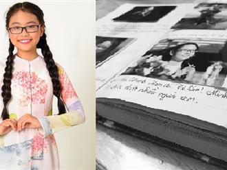 Nhật ký với nội dung khiến nhiều người giật mình của Phương Mỹ Chi bị chị gái công khai trên Facebook