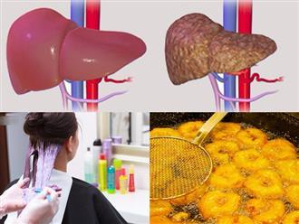 Cảnh báo: Những thói quen hàng ngày tưởng vô hại nhưng gây ra bệnh xơ gan