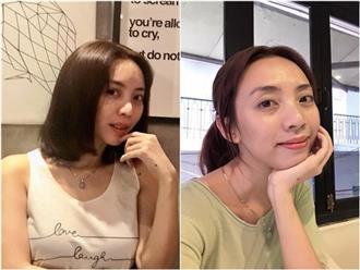 """Sau chuyến đi Hàn, gương mặt của """"Hoa hậu hài"""" Thu Trang ngày càng lạ lẫm?"""