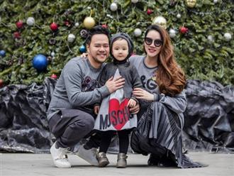 Người mẫu Trang Nhung sinh con thứ hai