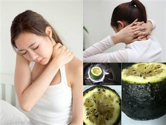 Bị vẹo cổ khi ngủ dậy, hãy tìm 1 trái cam và làm theo cách này để giảm đau nhanh chóng