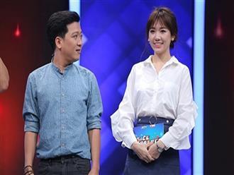 Trường Giang trêu đùa hay nói xấu Hari Won?