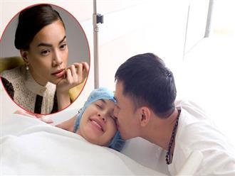 """Tú Vi trải lòng """"khen chồng"""" sau khi sinh con, Hồ Ngọc Hà nhắn nhủ: """"Bình yên là nhất"""""""