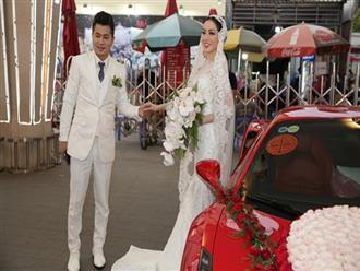 Ca sĩ Lâm Vũ thừa nhận vợ mang thai 4 tháng sau 4 tháng yêu