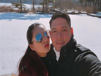 Vợ chồng Bình Minh tình cảm sau tin đồn rạn nứt