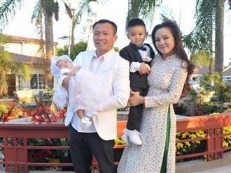 """Vy Oanh: """"Tôi không xài tiền của chồng đại gia, không liên quan đổ vỡ của anh và người cũ"""""""