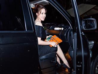 Vy Oanh lên tiếng về tin đồn được đại gia mua siêu xe 7 tỷ đồng