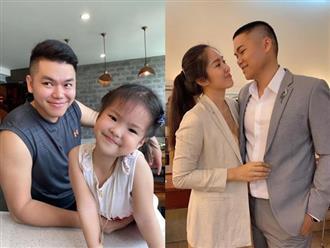 Diễn viên Lê Phương khoe khoảnh khắc đáng yêu của con gái, dân mạng đồng loại: 'Sao y bản chính bố Kiên'