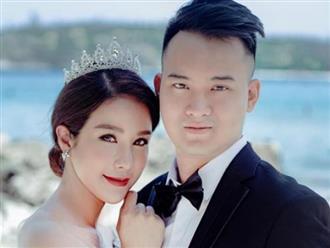 Diệp Lâm Anh bất ngờ khoe bố mẹ chồng trên trang cá nhân, đập tan tin đồn ly hôn chồng đại gia
