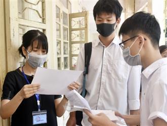 Một thí sinh 'sốc nặng' khi đạt 9 điểm/môn thi vẫn trượt 8 nguyện vọng Đại học