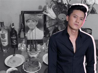 Quách Ngọc Tuyên gây xúc động khi lập bàn thờ tưởng nhớ hai cố nghệ sĩ Chí Tài, Hữu Lộc tại nhà riêng