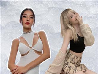 Top những sao nữ Việt 'lên đồ' cực xinh mùa giãn cách: Chi Pu sexy táo bạo, Thiều Bảo Trâm ngày càng 'bánh bèo'