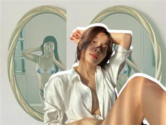 Trái ngược với Hoa hậu Hương Giang ở ẩn quá lâu, 'tình địch' thì chăm khoe ảnh 'thả rông' hút mắt thế này!