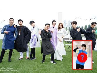 """Dàn cast """"Running Man"""" diện áo dài Việt khoe visual đỉnh giữa đất khách Hàn Quốc, Jack chính thức """"bay màu""""?"""