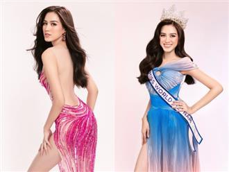 Chiêm ngưỡng 3 vòng 'căng đét' cùng thần thái 'không đùa được đâu' của Hoa hậu Đỗ Hà trước ngày lên đường dự thi Miss World 2021