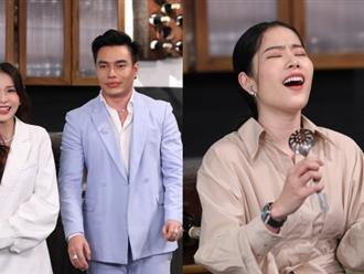 Dương Lâm 'xúc động đậy' sau 4 tháng mới gặp lại…anh quay phim, xúc động mạnh hơn là nghe giọng hát live của Nam Em tại phim trường